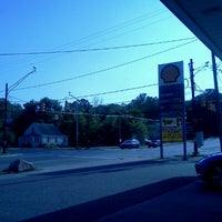 Photo taken at Shell by Melanie on 6/18/2012