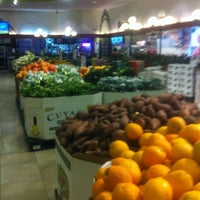 Photo taken at Super H Mart by Ginelle C. on 6/27/2012