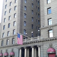 Photo taken at The Westin St. Francis on Union Square by Phillip M. on 7/22/2012