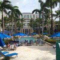 Photo taken at The Ritz-Carlton, San Juan by aMerryPrankster on 8/22/2012