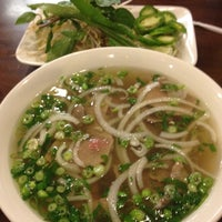 Photo taken at Bowl of Pho by Tisha D. on 5/23/2012