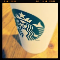 Photo taken at Starbucks by Vincent S. on 3/3/2012