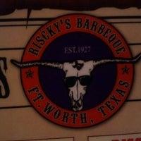Photo taken at Riscky's BBQ by Joel V. on 4/21/2012