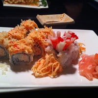 Photo taken at UMI Japanese Steakhouse by Dallas M. on 6/12/2012