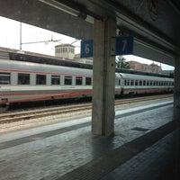 Photo taken at Venezia Santa Lucia Railway Station (XVQ) by Anastel on 6/4/2012