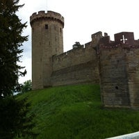 Photo taken at Warwick Castle by Shannon M. on 6/6/2012