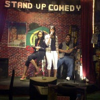 Photo taken at Comedy Cafe by Dian M. on 5/9/2012