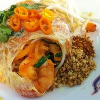 ผัดไทยทิพย์สมัย (pad Thai Thip Samai)