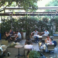 Photo taken at Caffé Nero by Aysu A. on 8/15/2012