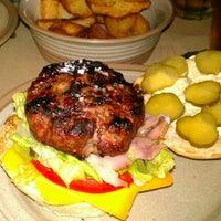 Photo taken at Big Joe Café by Javier R. on 7/12/2012