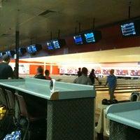 Photo taken at Bandera Bowling Center by Dan G. on 7/17/2012