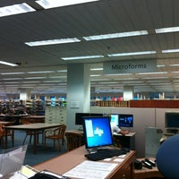 Photo taken at Research Assistance at Snell Library Northeastern University by Totsaporn I. on 5/29/2012
