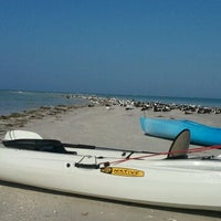 Photo taken at Caladesi Island State Park by Chris W. on 4/28/2012