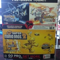 Photo taken at GameStop by Philip on 8/25/2012