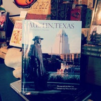 Photo taken at Texas History Museum Gift Shop by Melody F. on 7/28/2012