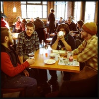 Photo taken at Colectivo Coffee by Timothy H. on 2/9/2012