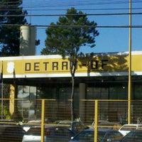 Photo taken at DETRAN/DF - Departamento de Trânsito do Distrito Federal by Júnior S. on 7/30/2012