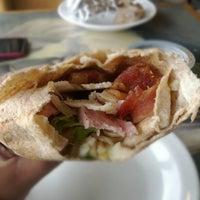 Photo taken at Tarek's Cafe by G M. on 7/16/2012