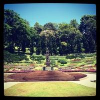 Photo taken at Doi Tung Royal Villa by iTATUMz N. on 7/10/2012