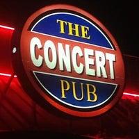 Photo taken at The Concert Pub by Wm. Scott D. on 6/30/2012