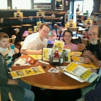 Photo taken at Buffalo Wild Wings by Sarah S. on 4/14/2012