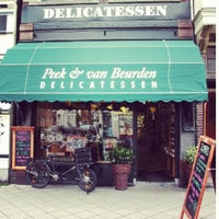Photo taken at Peek & Van Beurden Delicatessen by Dainahara h. on 5/12/2012
