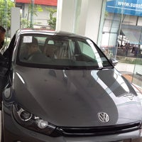 Photo taken at Volkswagen Raminthra. by Tiger-ry on 9/1/2012