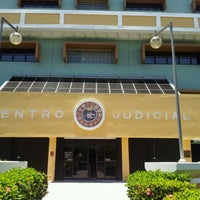 Photo taken at Centro Judicial de Ponce by Jorge M. on 4/21/2012