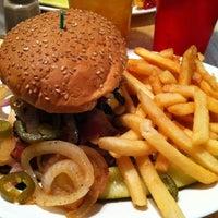 Photo taken at Mr. Bartley's Burger Cottage by hooeyspewer .. on 6/7/2012
