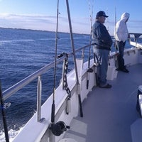 Photo taken at Marilyn Jean IV Party Fishing Boat by Melody H. on 4/8/2012