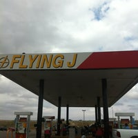 Photo taken at Flying J by Mark S. on 5/7/2012