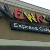 Photo taken at Newk's Express Cafe by Benjamin E. on 2/11/2012