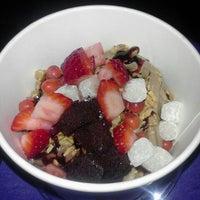 Photo taken at Nubi Yogurt by Rochelle F. on 6/13/2012