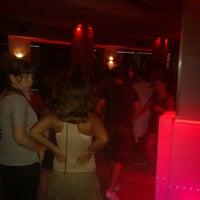 Photo taken at Down Club by Umiko on 8/10/2012