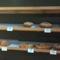 Photo taken at Hygge Bakery by Jon S. on 7/19/2012