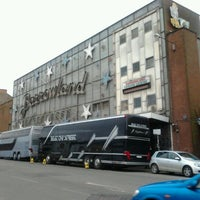 Photo taken at Barrowland Ballroom by Hanafiah A. on 3/10/2012