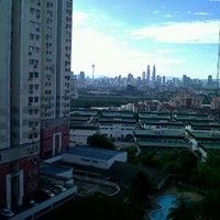 Photo taken at Pandan Height Apartment by MeGAt Aj on 4/21/2012