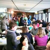 Photo taken at FC Moortsele by Ulrik ✈. on 4/15/2012