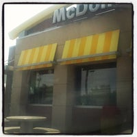 Photo taken at McDonald's by The College Money Man on 4/30/2012