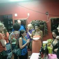 Photo taken at Vinously Speaking - An Eclectic Wine Shop & Blog by Tori B. on 5/13/2012