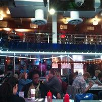 Photo taken at Ellen's Stardust Diner by Sierra R. on 5/1/2012