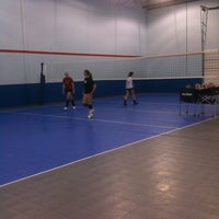 Photo taken at Volleyball Institute of Plano by Ron Y. on 2/14/2012