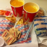 Photo taken at Hesburger by Kaspars on 8/22/2012