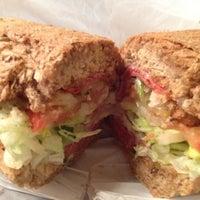 Photo taken at Potbelly Sandwich Shop by Cynthia B. on 3/26/2012