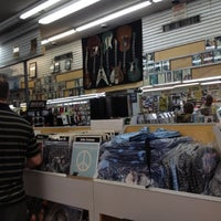 Photo taken at Colony Records by Katie F. on 8/2/2012