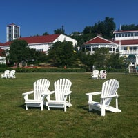 Photo taken at Mission Point Resort by Berj A. on 7/4/2012