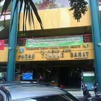 Photo taken at Pasar Kopro by Noor C. on 5/7/2012