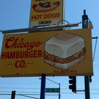 Photo taken at Chicago Hamburger Company by John G. on 8/29/2012