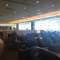 Photo taken at American Airlines Admirals Club by Helen V. on 6/17/2012