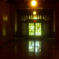 Photo taken at Hoskins Library by Cori K. on 5/6/2012